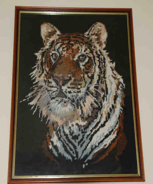Tapestry of Tiger
